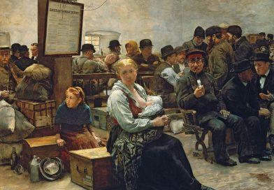 Ces migrants venus d'Europe au XIXème siècle