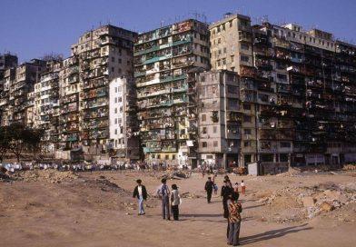 La ville la plus dense sur Terre: la citadelle de Kowloon