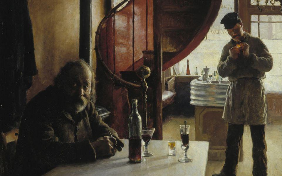 Les plus belles peintures Publié par Héloïse Etienvre J'aime cette Page · 2 mars 2017 · Modifié · Eero Järnefelt (1863–1937),Lefranc le marchand de vin, Boulevard de Clichy, Paris, 1888, huile sur toile, Atheneumin Taidemuseo, Helsinki.