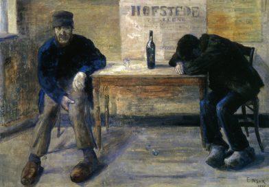 Les débuts de la lutte contre l'alcoolisme