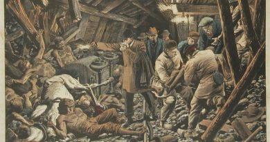 Catastrophe_de_Courrières_-_Les_sauveteurs_découvrent_un_amoncellement_de_cadavres
