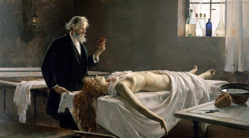 Enrique_Simonet_-_La_autopsia_-_1890