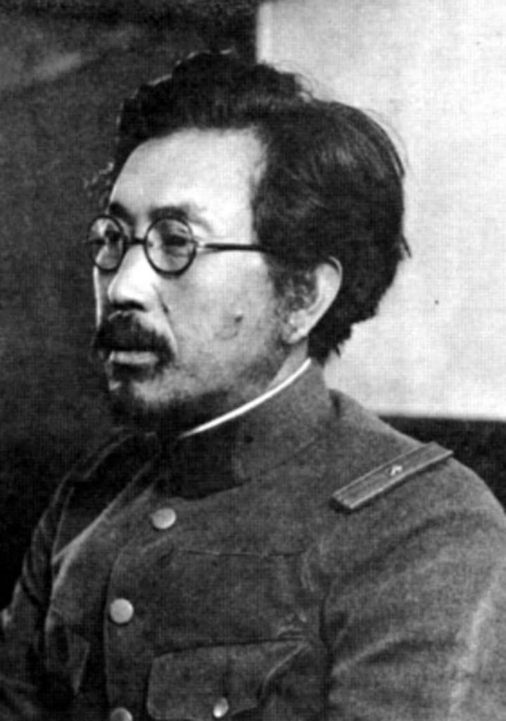 Photo de Shiro Ishii, le boureau de l'Unite 731.