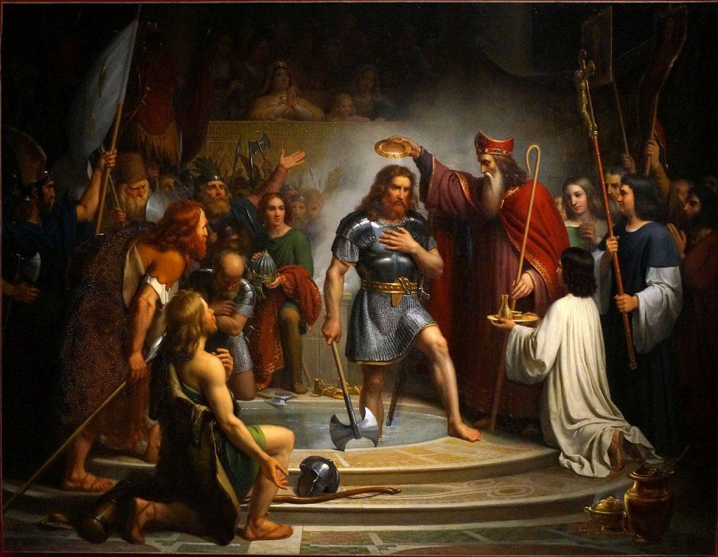 François_Louis_Dejuinne_08265_baptême_de_CLovis