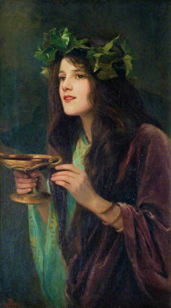 Offor, Beatrice; Circe; Bruce Castle Museum (Haringey Culture, Libraries and Learning); http://www.artuk.org/artworks/circe-134043