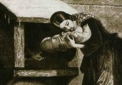 Ces boîtes où on déposait les bébés au XIXème siècle : les tours d'abandon