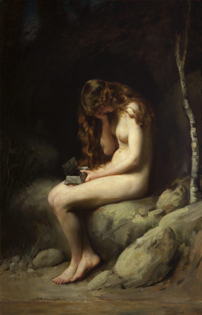 Pandora-1908-Thomas-Kennington