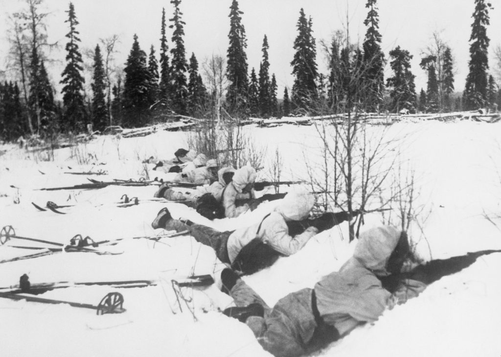 The_War_in_Finland,_1940_HU55566
