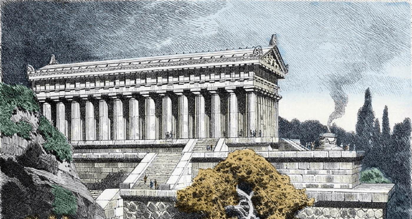 Le temple d'Artémis à Ephèse - Cultea