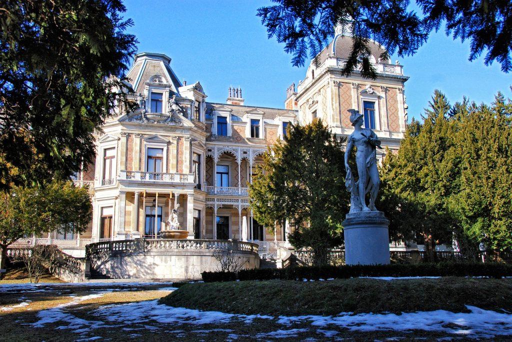 La villa Hermès